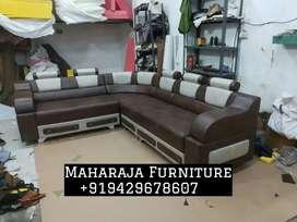 Sofa with comfort