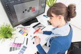 Designer (Photoshop and Video)