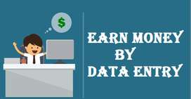 Earn 45k per month- Part time/ Full Time - Home based Data entry jobs