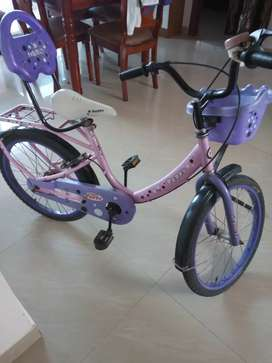 Hero peppy bicycle for girl child