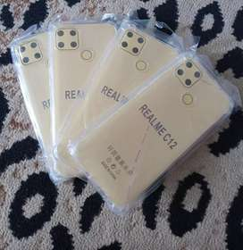 Jual 1 paket softcas realme C11&C12
