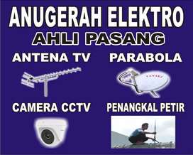Paket Pasang Sinyal Antena Tv Dan Pararel