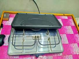 Electric grill new