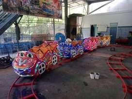 RAA Mini coaster odong odong mainan eskavator edukasi anak