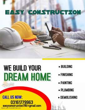 EASY CONSTRUCTION Your Dream Home