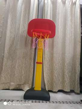 Basketball Toy Set