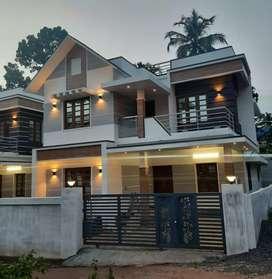 5 cent 1750 sqft ready to occupy house at aluva karmal near manakapady
