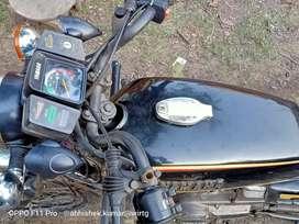 Yamaha RX100 super bike on sell