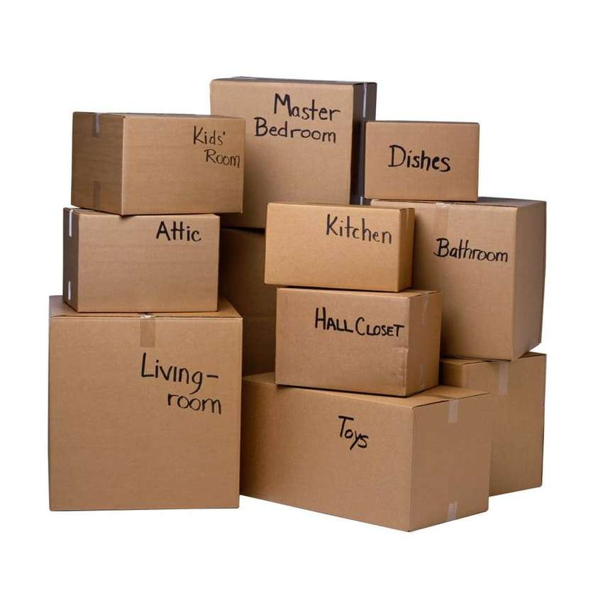 Packing Moving House and Office Shifting & Car Carrier Services 0