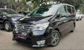 ALL NEW Nissan Serena HWS 2.0 AT 2016 HITAM Terawat