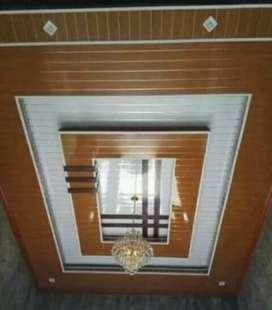 Jasa pemasangan berbagai bentuk plafon dan wallmoulding