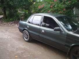 Dijual mobil bekas sedan