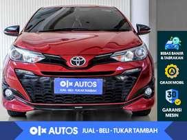 [OLX Autos] Toyota Yaris 1.5 TRD Sportivo Bensin A/T 2018 Merah