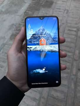Oppo F9 4/64 With Full Box Except Headphones In Cheap Price