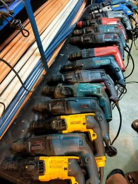 Grander , Drill and cutter available
