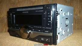Tape Mobil Kenwood DPX-U5130BT ( bekas rasa baru)
