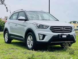 Hyundai Creta 1.6 SX Option Diesel, 2015, Diesel
