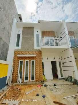 Rumah baru ready stok dijual di area Bintaro