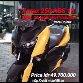 Yamaha X MAX 250ABS 2018, Kilometer 5rb-Rare Colour, Mustika Motoshop