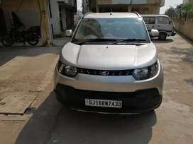 Mahindra KUV100 K6 6S with extended warranty