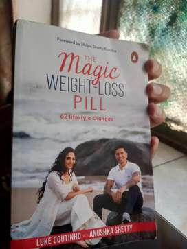 The magic weight loss pill (Book)