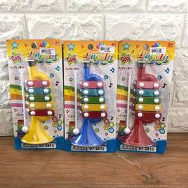 Mainan Anak Xylophone Kecil   Musik Mainan Balita Terompet 971