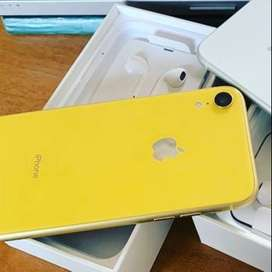 Best Condition iPhone XR available with discounted price on warranty