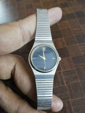 TITAN stainless steel Ladies Watch