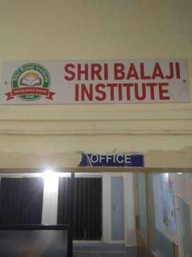 Shri Balaji Institute Pune (SBIP)