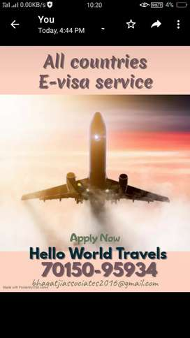 Urgent Need 1 female staff For Travel company office. Data calling job