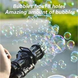 Mainan bubble viral lokasi kedaung