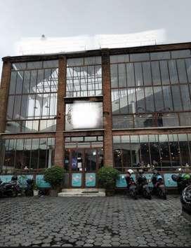 Ruang Usaha Strategis dekat pusat bisnis Kota Yogyakarta
