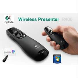 Wireless Laser Pointer Logitech R400