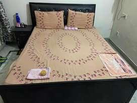 Box Bed + Mattress