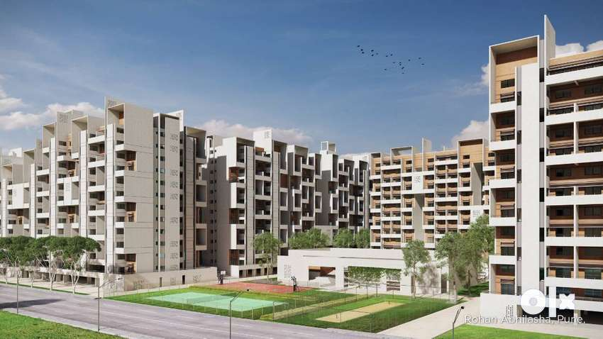 2 BHK Apartment for sale at Rohan Abhilasha at Lohegaon Wagholi road 0