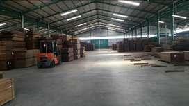 Jual Pabrik Kayu Lengkap Mesin, Alat Berat di Gresik