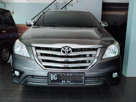 Toyota Innova Diesel Istimewa Bisa keluar Batam