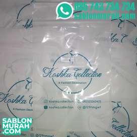 Menerima Sablon Plastik Wonosobo Murah dan Cepat - 8566