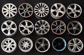 All Car New Alloy wheels Whole Sale Delear