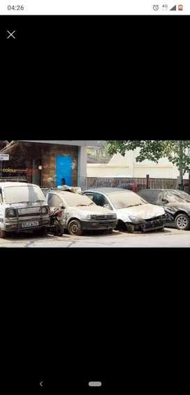Junk cars and Accidentally scrap car buyers