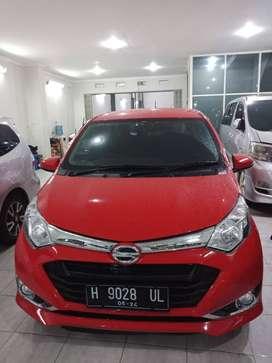 Sigra R MT 2019. Merah. Plat H. KM 11rb. DP 10 JT