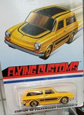 Hot wheels volkswagen flying custom