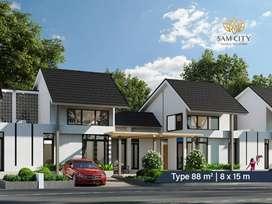 Sam city perumahan terbesar di marendal