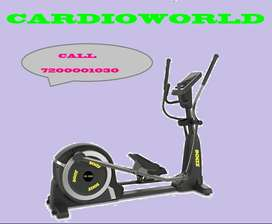 Elliptical with Warranty to Burn your Calories