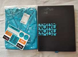 New Exclusive OnePlus Nord Blue T-shirt