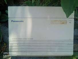 Telephone pabx panasonic type KX-TA308