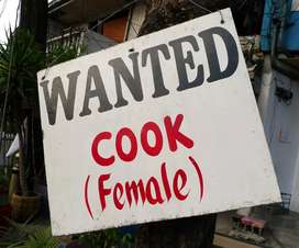 Wanted cook for home
