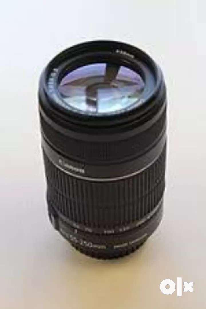 Cannon lens 0