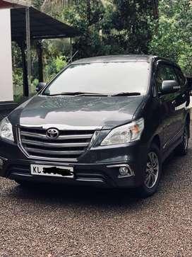 Toyota Innova 2.0 VX 7 STR BS-IV, 2015, Diesel