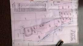 Farm house land for sale